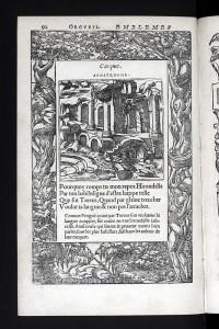 Alciato Caquet 1549